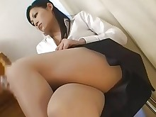 babe doggy-style hardcore japanese milf natural orgasm ride rough