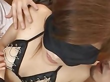 anal blowjob brunette fuck juicy stocking