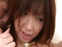anal threesome japanese hardcore group-sex blowjob babe
