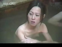 bukkake fetish gang-bang hairy horny japanese outdoor bathroom blowjob