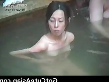fetish gang-bang hairy horny japanese outdoor bathroom blowjob bukkake