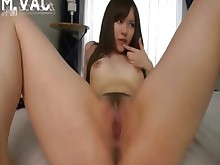 hot japanese 18-21 amateur ass blowjob brunette cumshot